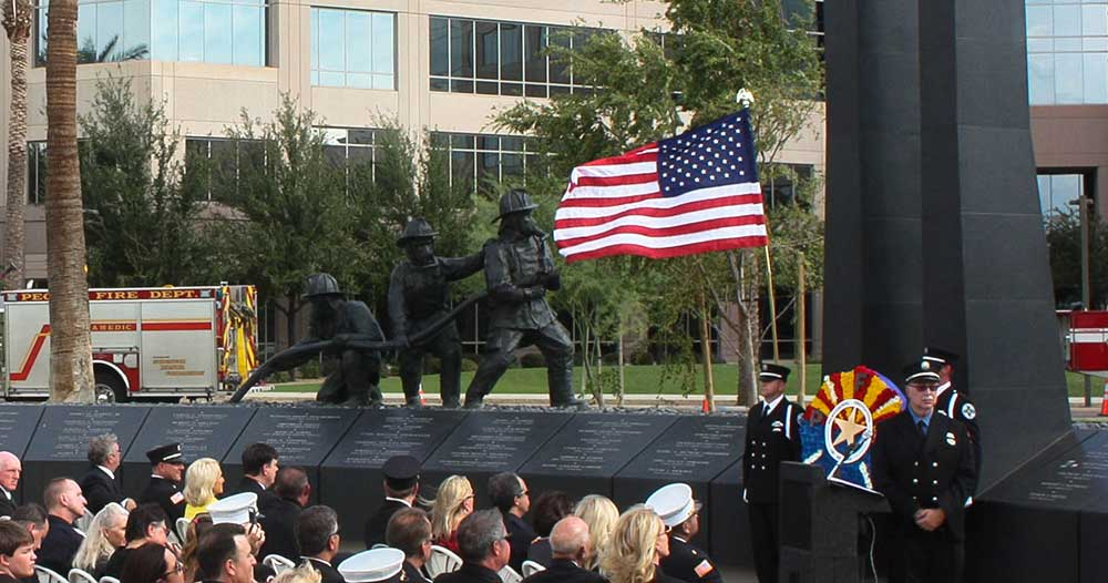 Arizona Firefighter Memorial