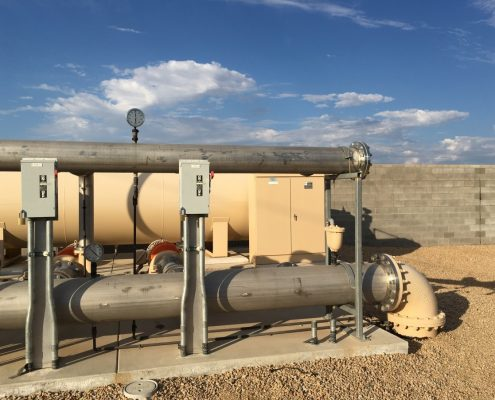EPCOR Water Agua Fria Rancho Cabrillo and Coldwater Ranch Image